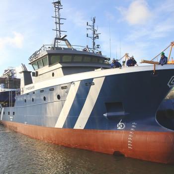 7 oceans vessel