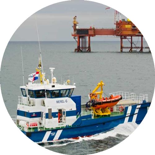 Crew tender vessel