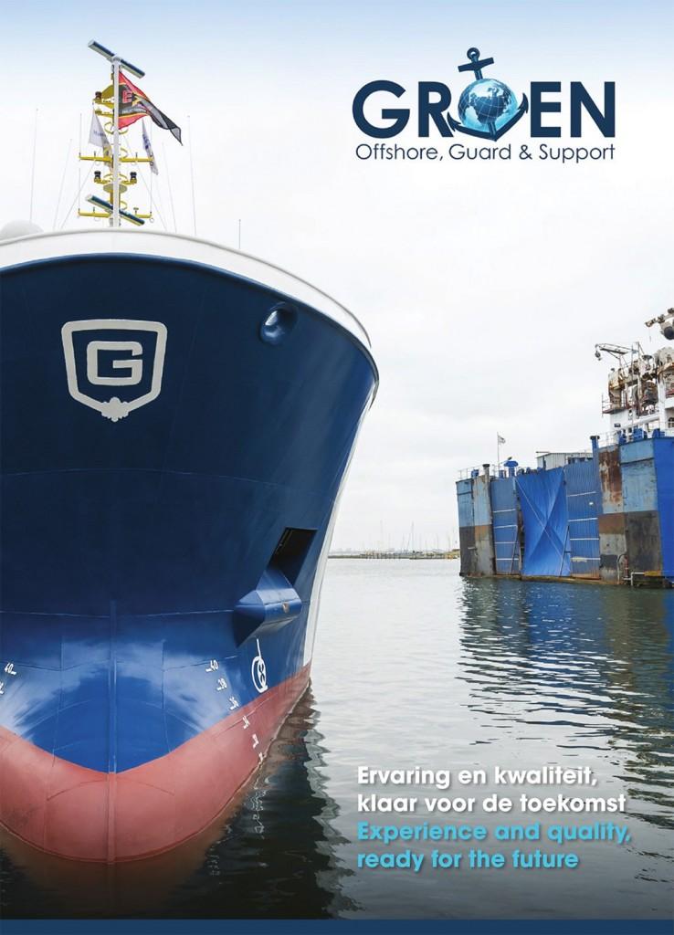 Brochure 2015 Rederij Groen